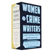 Women Crime Writers: Eight Suspense Novels of the 1940s & 50s by Weinman, Sarah, 9781598534511