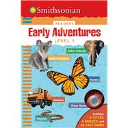 Smithsonian Readers: Early Adventures Level 1 by Scott-Royce, Brenda; Strother, Ruth; Oachs, Emily Rose; DiPerna, Kaitlyn, 9781626864511