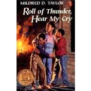 Roll of Thunder, Hear My Cry by Taylor, Mildred D. (Author), 9780140384512