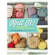 Knit It! by Leapman, Melissa; Grablewski, Alexandra, 9781452124513