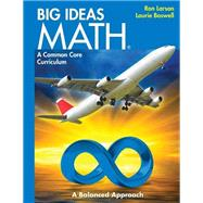 Big Ideas Math by Houghton Mifflin Harcourt, 9781608404513