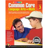 Common Core Math and Language Arts, Grade 3 by Spectrum, 9781483804514