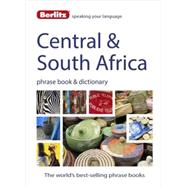 Berlitz Central & South Africa Phrase Book & Dictionary by Berlitz International, Inc., 9781780044514