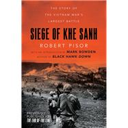 Siege of Khe Sanh by Pisor, Robert; Bowden, Mark, 9780393354515
