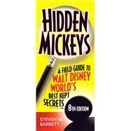Hidden Mickeys by Barrett, Steven M., 9780615274515