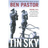 Tin Sky by Pastor, Ben, 9781908524515