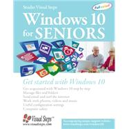 Windows 10 for Seniors by Studio Visual Steps, 9789059054516