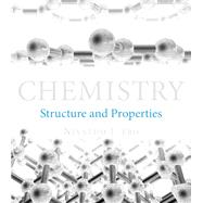 Chemistry Structure and Properties & Modified MasteringChemistry with Pearson eText -- ValuePack Access Card -- for Chemistry: Structure and Properties Package by Tro, Nivaldo J., 9780133884517