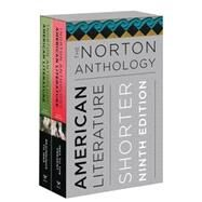 The Norton Anthology of American Literature 2-volume set by Levine, Robert S., 9780393264517