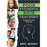 Poor Students, Rich Teaching by Jensen, Eric, 9781936764518