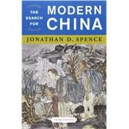 The Search for Modern China (Third Edition) by SPENCE,JONATHAN, 9780393934519