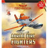 Aeiral Fire Fighters by Disney Enterprises, Inc., 9781618894519