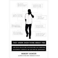 They Know Everything About You by Scheer, Robert, 9781568584522