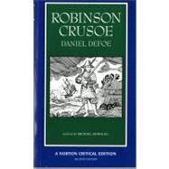 Robinson Crusoe (Norton Critical Editions) by DEFOE,DANIEL, 9780393964523