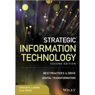 Strategic Information Technology by Langer, Arthur M.; Yorks, Lyle, 9781119484523