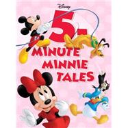 5-minute Minnie Tales by Disney Book Group; Disney Storybook Art Team, 9781484704523