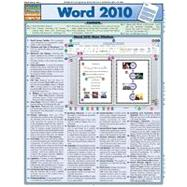 Word 2010 by Barcharts Inc, 9781423214526