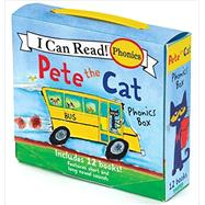 Pete the Cat Phonics Box by Dean, James, 9780062404527