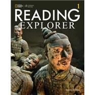 Reading Explorer 1: Student Book with Online Workbook by Douglas, Nancy; Bohlke, David, 9781305254527