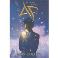 Artemis Fowl (new cover) by Colfer, Eoin, 9781423124528