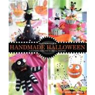 Glitterville's Handmade Halloween A Glittered Guide for Whimsical Crafting! by Brown, Stephen, 9781449414528