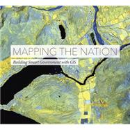 Mapping the Nation by Esri, 9781589484528