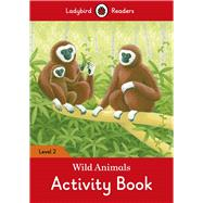 Wild Animals Activity Book by Ladybird, 9780241254530
