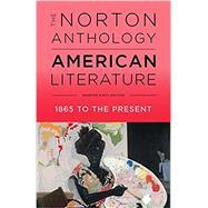 NORTON ANTHOL.OF AMER.LIT.SHORTER,V.2 by Unknown, 9780393264531