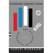 Colorless Tsukuru Tazaki and His Years of Pilgrimage by MURAKAMI, HARUKI, 9780804194532