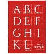 Letter Fountain (On Printing Types) by Pohlen, Joep, 9783836554534