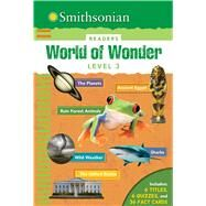 Smithsonian Readers: World of Wonder Level 3 by Scott-Royce, Brenda; Acampora, Courtney; DiPerna, Kaitlyn; Oachs, Emily Rose, 9781626864535