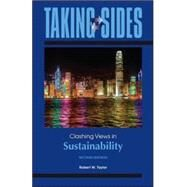 Taking Sides: Clashing Views in Sustainability by Taylor, Robert, 9780073514536