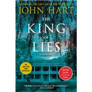 The King of Lies by Hart, John, 9781250104540