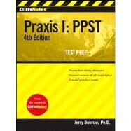 CliffsNotes Praxis I PPST by Bobrow, Jerry, 9780470454541