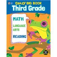 Crazy Big Book, Grade 3 by Thinking Kids; Carson-Dellosa Publishing Company, Inc., 9781483844541