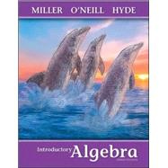 Introductory Algebra by Miller, Julie; O'Neill, Molly; Hyde, Nancy, 9780073384542