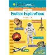 Smithsonian Readers: Endless Explorations Level 4 by Scott-Royce, Brenda; Binns, Stephen; Oachs, Emily Rose; DiPerna, Kaitlyn, 9781626864542