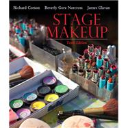 Stage Makeup by Corson; Richard, 9780205644544
