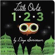 Little Owl's 1-2-3 by Srinivasan, Divya, 9780451474544