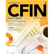 CFIN4 (with CourseMate Printed Access Card) by Besley, Scott; Brigham, Eugene F., 9781285434544