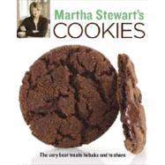 Martha Stewart's Cookies by MARTHA STEWART LIVING MAGAZINE, 9780307394545