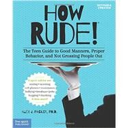 How Rude! by Packer, Alex J., Ph.d., 9781575424545