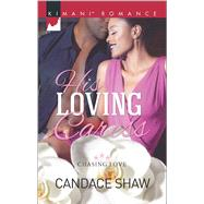 His Loving Caress by Shaw, Candace, 9780373864546