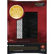 NLT Study Bible by Tyndale House Publishers, 9781414324548