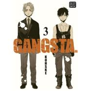 Gangsta., Vol. 3 by Kohske, 9781421564548