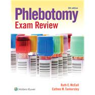 Phlebotomy Exam Review by McCall, Ruth, 9781451194548