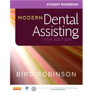 Modern Dental Assisting Workbook by Bird, Doni L., 9781455774548