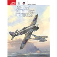 Tempest Squadrons of the RAF by Thomas, Chris; Thomas, Chris, 9781472814548