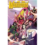 New Warriors Volume 2 by Yost, Christopher; To, Marcus; Burnham, Erik; Ford, Stacey, 9780785154549