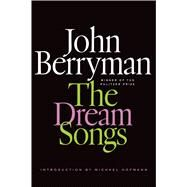 The Dream Songs Poems by Berryman, John; Swift, Daniel; Hofmann, Michael, 9780374534554